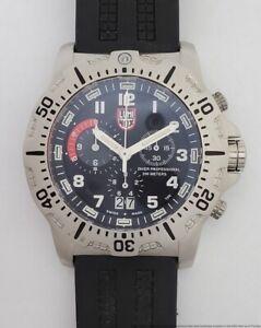 Luminox Swiss Navy Seal Chronograph Series 8150/8350 Mens Wrist Watch