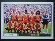 Panini 527 Team Nederland Niederlande 1988 EM 2012 Poland - Ukraine