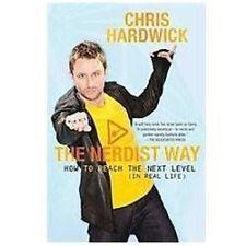 THE NERDIST WAY [9780425253182] - CHRIS HARDWICK (PAPERBACK) NEW