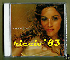 Madonna Frozen CD MAXI SINGOLO USA 4 REMIX CDS MIT SEALED