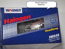Wagner H6545 Headlight Halogen High / Low Beam Headlamp