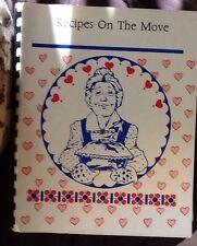 Vintage Recipes On the Move Huntsville Alabama Newcomer Club Community Cookbook