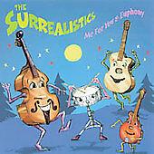The Surrealistics - Me for You & Euphony  (CD, Apr-2003, The Surrealistics)