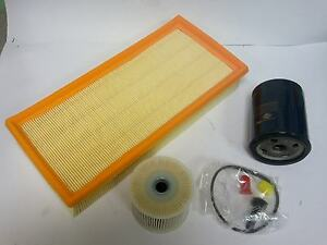 Fiat Ulysse 2.2 JTD Diesel Service Kit Oil Air Fuel Filter 2003 Onwards