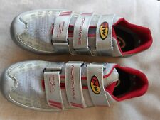 Cycling Shoes UK 7.5 Northwave Airflow System SILVER