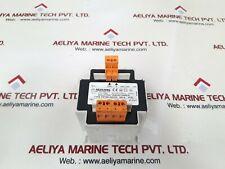 Noratel fr78b-400230 isolating transformer