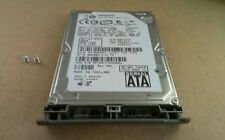 250GB hard drive w/ caddy, Win 7 32-bit & drivers for Dell Latitude E6400 laptop