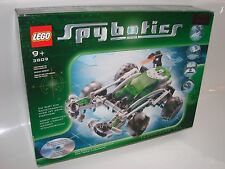 LEGO® Spybotics 3809 Technojaw T55 NEU OVP B-Ware_ NEW MISB NRFB 2nd choice