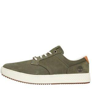 Timberland Mens Cityroam Cupsole Basic Ox Comfort Shoes Khaki
