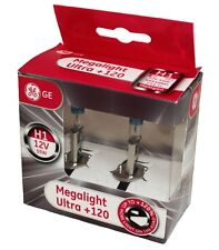 GENERAL ELECTRIC 50310nu h1 12 V 55 W p14, 5 S Megalight Ultra +120% Halogène Lampes