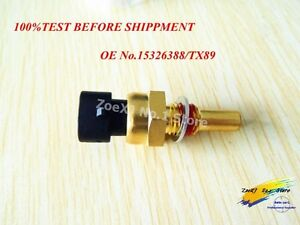 15326388 Engine Coolant Temperature Sensor FOR GM Buick Cadillac Chevrolet TX89
