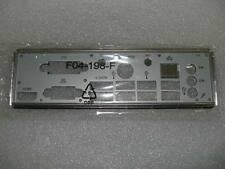 I/O Shield, ATX Blende F04-198-F für Jetway NC84E Mainboard