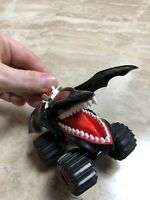 Vintage 1992 Toy Car Truck Mouth Opens With Teeth Bat Wings Pull
