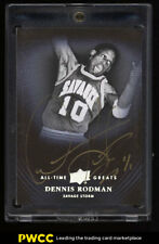 2013 Upper Deck All-Time Greats Dennis Rodman AUTO 1/1 #17 (PWCC)