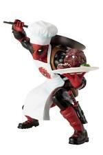 Marvel Comics statue ARTFX+ Cooking Deadpool Kotobukiya