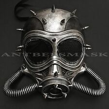 Steampunk Aesthetic Designs Inspired Halloween Pipe Mask