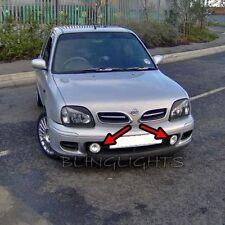 2000 2001 2003 Nissan Micra Halo Fog Lamp Driving Light Kit K11c Angel Eyes