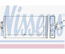 NISSENS Heat Exchanger, interior heating 71145