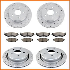 Two Years Warranty For 2007 Dodge Dakota ST Premium Quality Rear Brake Drums and Drum Brake Shoes Inroble