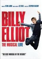 Billy Elliot: The Musical Live - DVD By Elliott Hanna - VERY GOOD