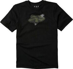 Fox Racing Youth Predator JR SS Tee Short Sleeve T shirt t-shirt boys 24986-001