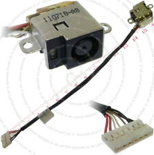 HP Pavilion DV6-6B27NR DC In Power Jack port Socket w/ Cable Connector