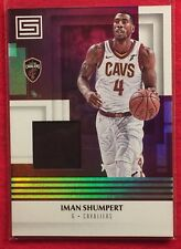 Iman Shumpert 2017-18 Panini Status <Materials> #22 ~~ Cavaliers 🏀🏀