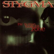 STYGMA IV - The Human Twilight Zone CD