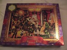 Waddingtons Limited Edition Christmas Morning 1000 Puzzle Plus Certificat & Coin