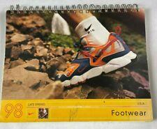 Nike 1998 late Spring Footwear Dealer Catalog Sneaker Vintage