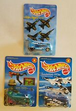 Hot Wheels Blue Angles VW Bus United States Navy Seals Air Force Thunderbirds