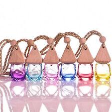 Car Bottle Air Freshner Hanging Perfume Printed Fragrance Diffuser Hanger New