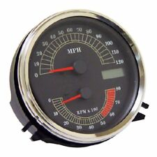 OE Style Electronic Speedometer with Tachometer For Harley FLHR And Softail
