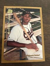 1999 Topps Traded Mamon Tucker Baltimore Orioles T39