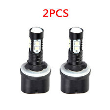 2x Excellent Xenon White 880 CREE Chip LED Fog Light Bulbs High Power DIY Lamp
