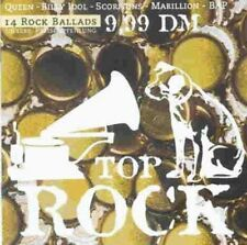 Top Rock-14 Rock Ballads Queen, Scorpions, Whitesnake, Heart, Poison, BAP.. [CD]