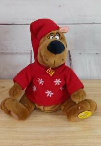 Christmas Spinning Scooby Doo | Sings 3 Carols *Read Description* 2001 Retro