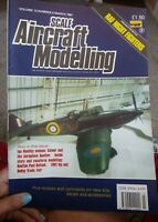 SCALE AIRCRAFT MODELLING  VOL.13  NUMBER 6  MARCH 1991  MAGAZINE RAF NIGHT FIGHT