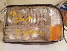 OEM Chevy Blazer S10 Jimmy Bravada Sonoma Left Driver Side Headlight