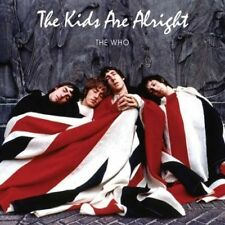 THE WHO The Kids Are Alright  2LP RSD RECORD STORE DAY 2018 RED & BLUE Coloured#