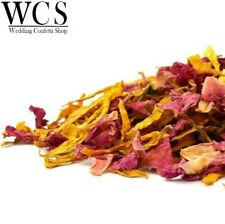 Natural Wedding Confetti Petal, Wildflower Biodegradable Confetti, Candy Love 1L