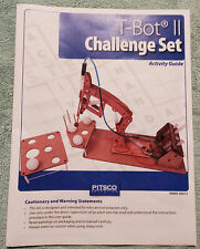 Pitsco T-Bot II & Challenge Set--educational--new in box