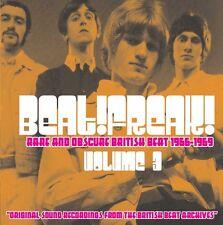 VARIOUS ARTISTS - Beatfreak! Volume 3. New CD + Sealed. **NEW**