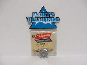 NOS Yamaha Muffler Plate 248-14794-00-00 AT1 CT1 AT1E CT1B 1969 1970 1971