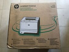 NEW! HP LaserJet P2055d Laser Printer