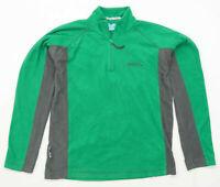 Mountain Warehouse Boys Green Half Zip Jacket Age 13 Years