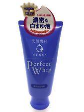 Shiseido Senka Perfect Whip Cleaning Foam 120g USA Seller