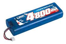 LRP LiPo Hyper Pack 4800 - 7.4V - 30C - Multi Plug Hardcase