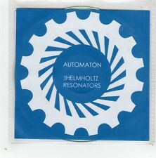 (GD736) Automaton, The Helmholtz Resonators - DJ CD
