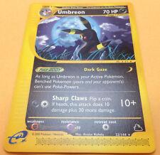 Pokemon TCG Umbreon Skyridge 32/144 Non-Holo Rare Mint